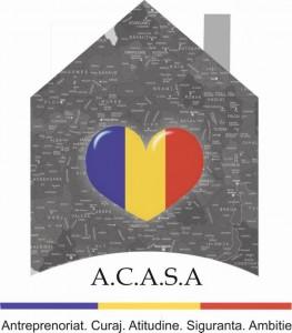 logo ACASA pr